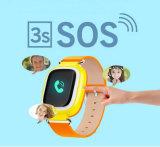 La montre de GPS/la montre intelligentes endroit des enfants GPS badine la montre de SOS GPS