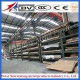 Het Blad van het Roestvrij staal ASTM 316 voor Bouwmateriaal