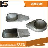 Cubierta de aluminio de la luz de calle de la varia pantalla del LED