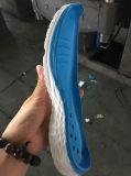 Macchina di schiumatura di EVA colori automatici completi delle suole di doppi