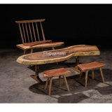 (SL-8503)高級ホテルのレストランの公共の家具の性質の純木の茶表