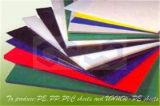 Ultra feuille du polyéthylène Sheet/UHMW-PE de poids