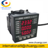 Sensor de una sola pieza sin hilos de la supervisión del consumo de energía de la CA la monofásico