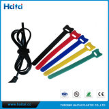 De nylon Kabel Hook&Loop bindt Magische Band