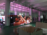 Low Cost China Fábrica P20 Full Color Mesh Transparente LED Curtain Painel LED
