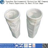 Nonwoven пробитый иглой мешок пылевого фильтра полиэфира воды и масла фильтра Repellent для индустрии