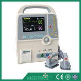 Machine cardiaque monophasique portative de vente chaude approuvée de défibrillateur de CE/ISO