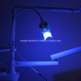 Denti dentali dello strumento che imbiancano la lampada dentale dell'unità LED