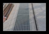 Acier inoxydable discordant de qualité grille en acier/