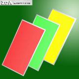 120lm/W luz de painel do diodo emissor de luz da eficiência elevada 1-10V/Triac Dimmable