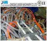 Doble Perfil de extrusión de PVC Baguet que hace la planta de la máquina