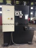 Machine de tonte de massicot hydraulique de commande numérique par ordinateur de série de QC11k-12X4000 QC11k