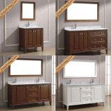 連邦機関1806 Cupcの流しの大理石の上の現代浴室の家具を販売する54インチ