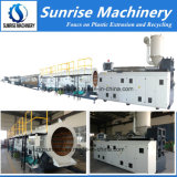 Gutes Performance HDPE Pipe Extrusion Line für Water Supply