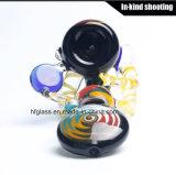 в Stock Shisha рука пускает толщиной куря стеклянную руку по трубам кальяна трубы водопровода дунутый стремительный барботер табака оптовый