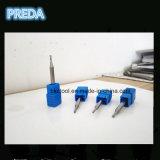 Cortador das flautas HRC55 2 para ferramentas de potência de lustro do alumínio