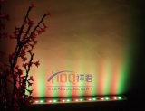 Indicatore luminoso della rondella della parete del LED per le illuminazione esterne