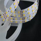 Luz de tira dobro do diodo emissor de luz de 120 fileiras do diodo emissor de luz 5050