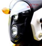 Het Rennen van Ce de RoHS Goedgekeurde 72V Volwassen Elektrische Motorfiets van de Mobiliteit 1000W