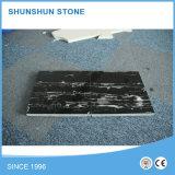Nette silberne Drache-Marmor-Platten für Wand und Bodenbelag