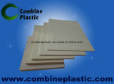 Hoja de la espuma del PVC de los materiales de publicidad popular entre la película del vinilo del PVC