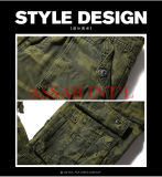 Men를 위한 형식 Design Casual Cargo Pants