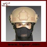Casco militare 2001 di Mich Ach con il casco di Paintball di versione di azione del supporto di Nvg & della battagliola