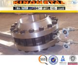 ASTM A105 Class150 RF 탄소 강철 개구부 플랜지