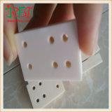 Placa de cerámica del óxido de aluminio del aislante