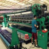 Fabricante plástico do tear da máquina de tecelagem da barra dobro da agulha