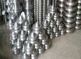 Flange da garganta da solda do alumínio 5052 de ASTM B221