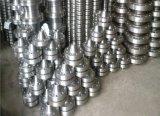 ASTM B221アルミニウム5052溶接首のフランジ