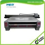 Wer-ED2514UV CE ISO Aprobado Tamaño impresora plana UV Impresión grande