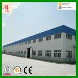 Almacenes de la fábrica de la estructura de acero para la exportación