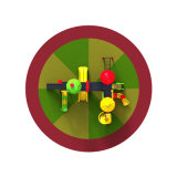 Напольная спортивная площадка--Волшебная серия рая (XYH-MH016)