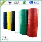 Ruban adhésif électrique de PVC de couleur de haute performance