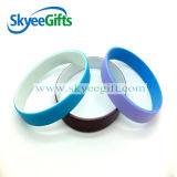 Disegno Fitness Sports Silicone Bracelet come Your Require