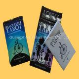 Изготовленный на заказ пластмасса чешет карточки Tarot Ptarot с хорошим ценой