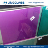 La sûreté en gros de construction a teinté la conformité en verre de norme ANSI d'impression en verre de Digitals colorée par glace