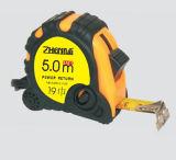 Рулетка ленты ABS стандарта 5m стальная измеряя хорошая