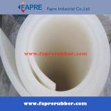 Strato di gomma industriale non tossico della gomma di silicone di ideale