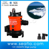 12V DC Long Life Low Noise Bilge Water Pump