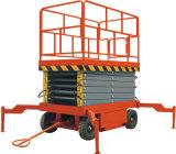 Plate-forme de levage de ciseaux mobiles hydrauliques (SL0.5-6)