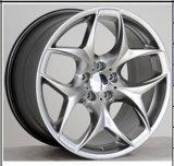 F9932 гипер оправы колеса сплава автомобиля черноты 5X120 для BMW