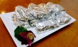papel de aluminio del hogar de la categoría alimenticia de 8011-O 0.010m m para el pollo de asación