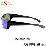Occhiali da sole di sport polarizzati qualità con la certificazione CE/della FDA (91049)