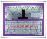 Clevo M54 M54n M540n M54V M540V 시리즈를 위한 새로운 휴대용 퍼스널 컴퓨터 키보드 저희 키보드