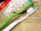 Brosse à dents biodégradable biodégradable jetable
