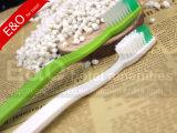 Cepillo de dientes biodegradable desechable desechable