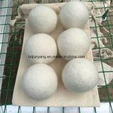 Billes de feutre de dessiccateur de blanchisserie de laines dans le prix d'occasion